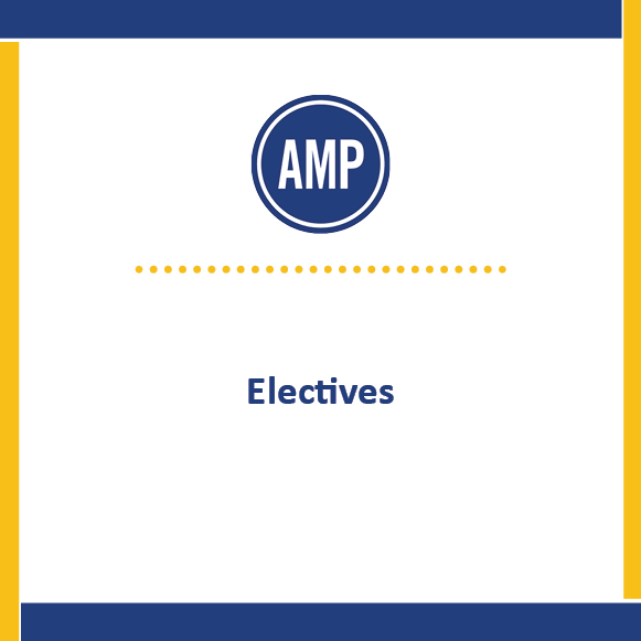 AMP Elective Classes