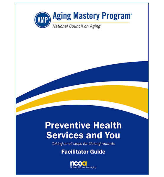 AMP Elective: Preventive Health Services and You