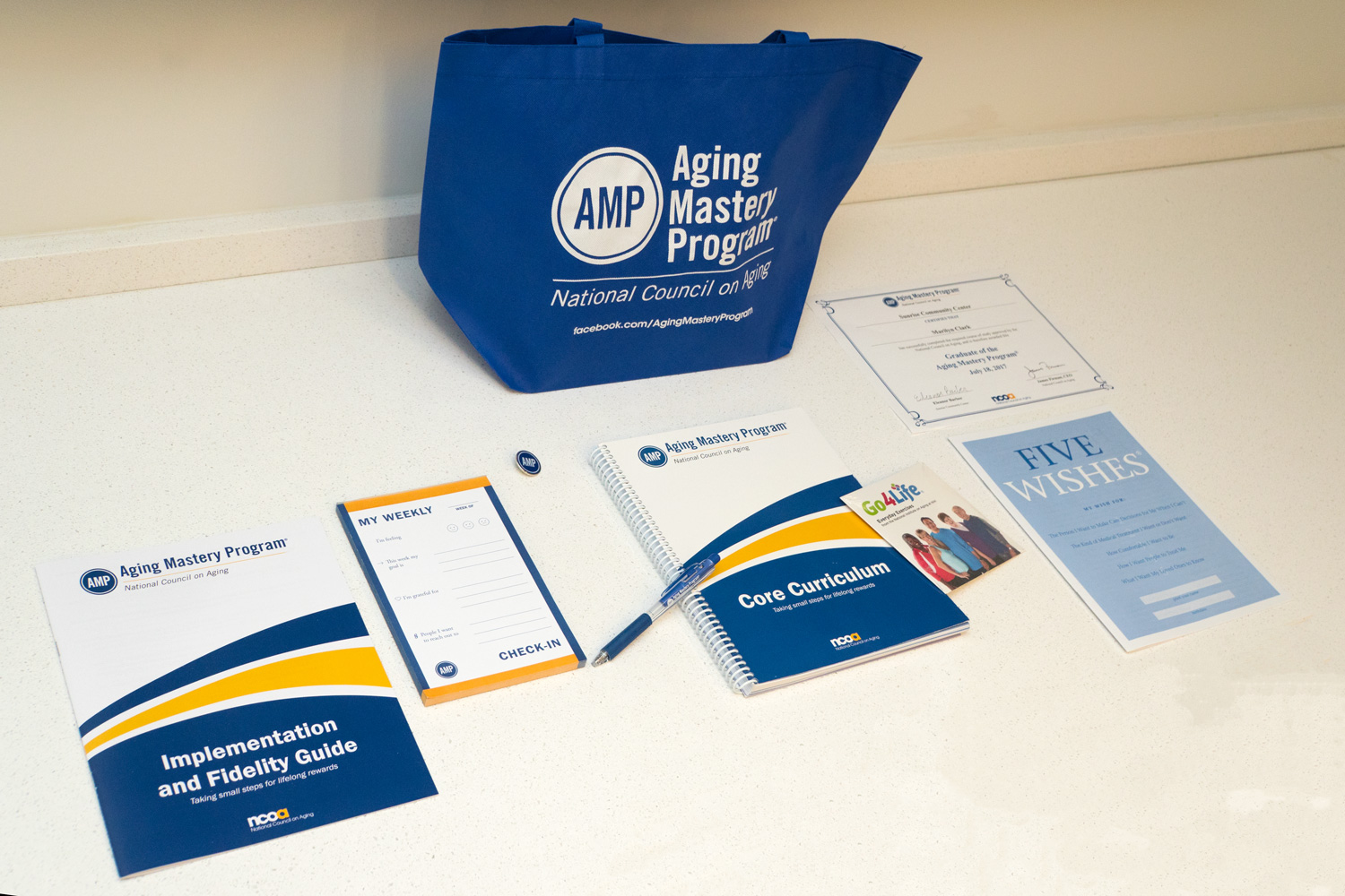 AMP Core Curriculum Kit