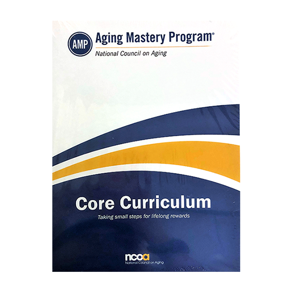 AMP Core Curriculum Book