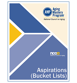 AMP Elective: Aspirations/Bucket Lists