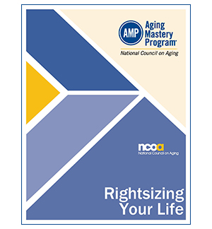 AMP Elective: Rightsizing Your Life